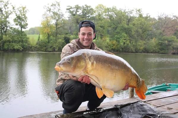 Cavagnac Germany • Carp Fishing • Cavagnac Lake